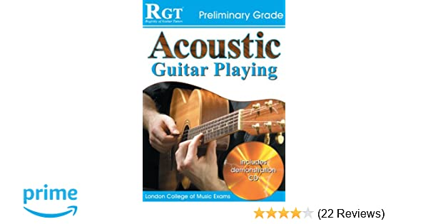 Contemporary Lcm Classical Guitar Playing Grade 4-2018 Rgt* Moderate Cost Musical Instruments & Gear