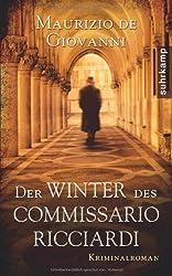 Der Winter des Commissario Ricciardi: Kriminalroman (suhrkamp taschenbuch)