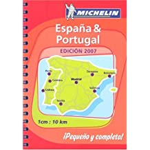 Michelin Espana & Portugal: Atlas De Carreteras (Michelin Atlas)