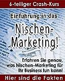 Einführung in das Nischen-Marketing - 6-teiliger Crash Kurs (deutsch-brandneu)