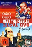 MEET THE FEEBLES & BAD TASTE - Doppel Movie Edition