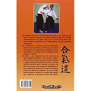 Enciclopedia del Aikido. Tomo 2º. Prog. de Cinturón Verde, Azul y Marrón