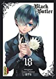 Black Butler Vol.18