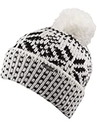 Bonnet a Pompon Lucia Chillouts bonnet en tricot bonnet de ski