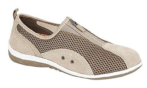 ladies-boulevard-zip-and-elastic-gusset-leisure-casual-shoe-beige-uk5