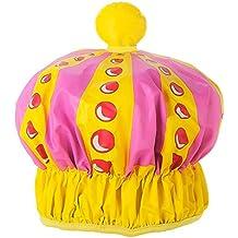 npw Neuheit Dusche Cap Hat–Pink Königin der Dusche Gap