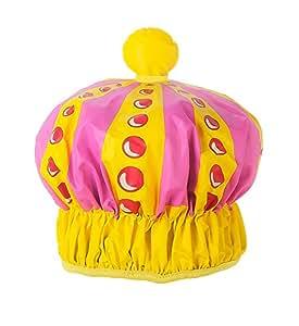 Queen of the Bathroom Bath & Shower Cap / Swim Cap Crown