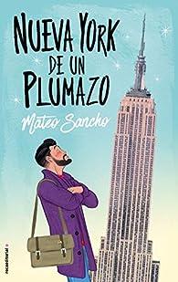 Nueva York de un plumazo par Mateo Sancho
