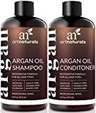ArtNaturals Arganöl Shampoo und Conditioner Set - - Komplette Tägliche