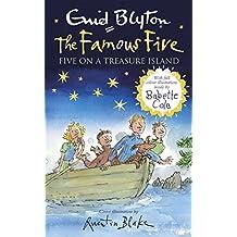 Famous Five: Five on a Treasure Island: Book 1 Full colour illustrated edition