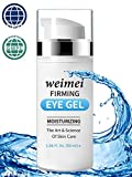 Eye Gel, Best Eye Cream for Appearance of Dark Circles, Puffiness, Wrinkles