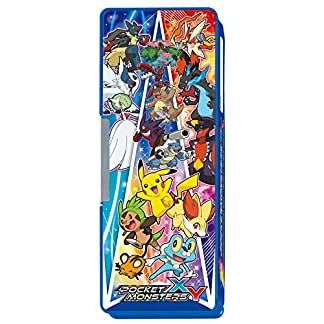 Showa Note 2015 Pokemon estuche para lápices con cierre XY (diseño de muñeco y letras import)