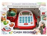 Multi Kasse Cash Register Skannerkasse für Kaufladen mit Zubehör