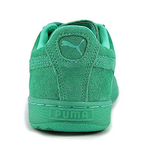 Puma Suede Classic Ice Mix Jr Youth US 4 5 Green Sneakers