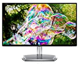 Dell S2418H 24 Inch IPS Monitor (Black) (6 ms Response Time, Full HD 1920 x 1080 at 60 Hz Infinity Edge, HDR, AMD Free-Sync, VGA/HDMI, Integrated Speakers)