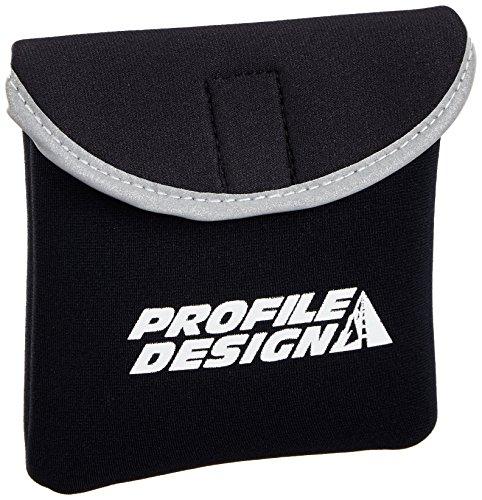 Profile Design Sync Hydration Neopren-Tasche für Trinksystem-Gürtel schwarz - Schwarz