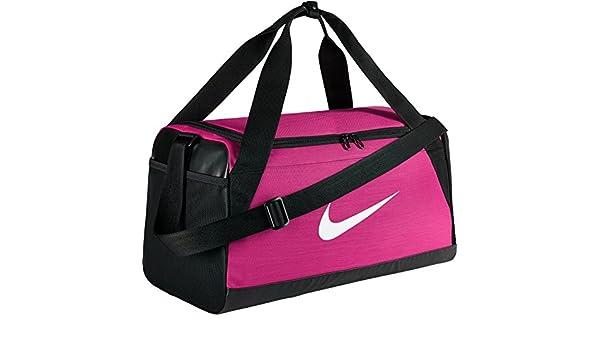 35766e8a5c719e NIKE NIKE Brasilia Duffel Bag - Pink: Amazon.in: Bags, Wallets & Luggage