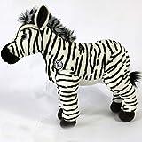 Zebra MARTY 31 cm Plüschtier von Kuscheltiere.biz