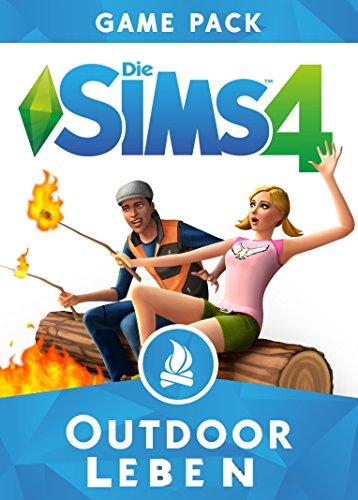 Die Sims 4: Outdoor-Leben [Spielerweiterung] [PC Code - Origin] - Möbel-stil Stehen