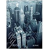 Herlitz 50003440 Schülerkalender Legend (A5) New York