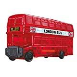Unbekannt Crystal Puzzle 59156 - London Bus