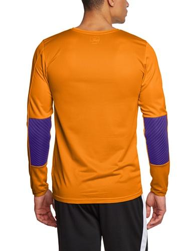 PUMA Herren Torwarttrikot Momentta GK Shirt Flame Orange