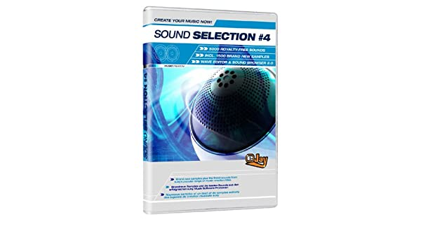 ejay sound selection 4