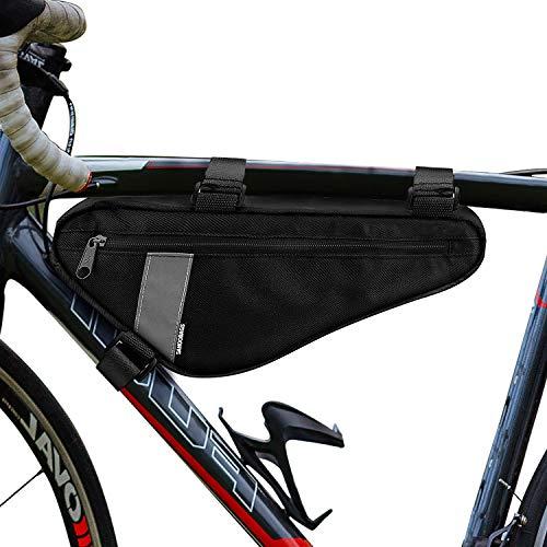 Hebey Bike Frame Bolsa Tubo Superior Bolsas Tubo Impermeable