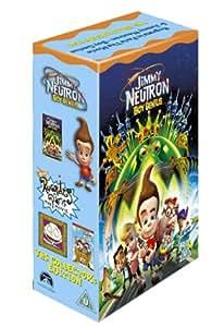 Jimmy Neutron - Boy Genius/Rugrats: The Movie [VHS]