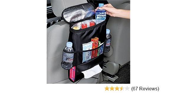 Auto Car Seat Organizer Holder Koly/® Multi-Pockets Travel Convenient Storage Bag Hanger Back Collector