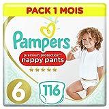 Pampers Premium Protection 81674393 pannolino usa e getta Ragazzo/Ragazza 6 116 pezzo(i)