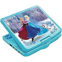Lexibook DVDP6FZ - Disney Frozen tragbarer DVD-Player preisvergleich bei billige-tabletten.eu