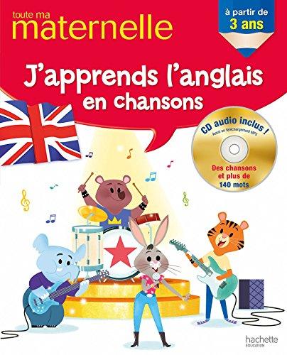 J'apprends l'anglais en chansons (1CD audio) par Joanna Le May