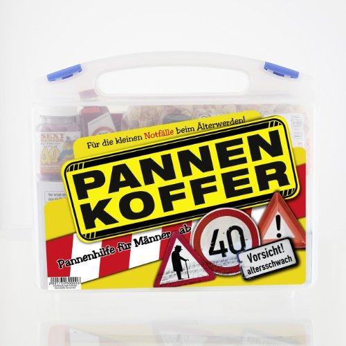 Preisvergleich Produktbild Lustige Apotheke Pannenkoffer für den Mann ab 40 (8 teilig)