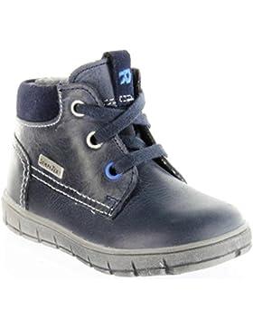 Richter Kinder Lauflerner blau Glattleder SympaTex Jungen Warm Schuhe 1124-241-7200 atlantic Info S