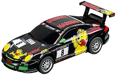 "Carrera - Coche GO 143 Porsche GT3 ""Haribo Racing, No.8"", escala 1:43 (20061288) por Carrera"
