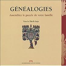 Généalogies : Assemblez le puzzle de votre famille (1Cédérom)
