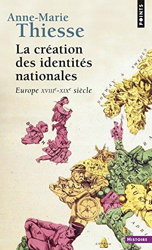 La création des identités nationales par Anne-marie Thiesse