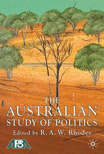 The Australian Study of Politics