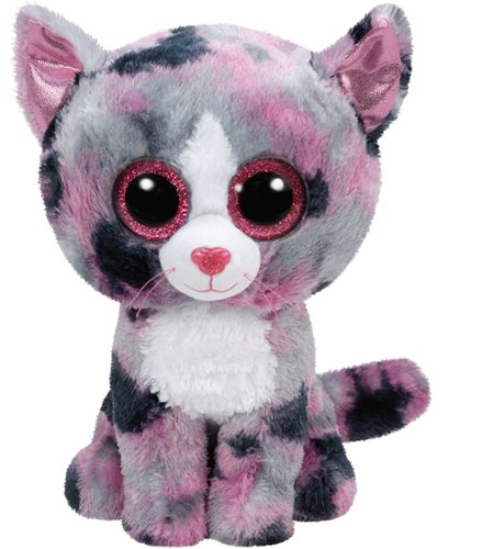 """Beanie Boo Cat - Lindi - 24cm 9"""""""