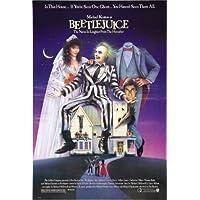 BEETLE JUICE – US Imported Movie Wall Poster Print – 30CM X 43CM Brand New BEETLEJUICE