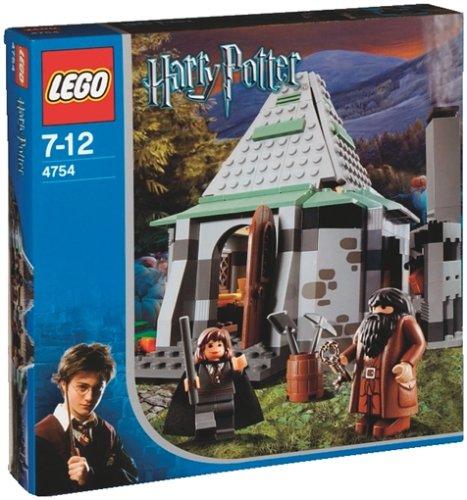 Harry Potter Kleiderschrank (LEGO Harry Potter 4754 - Hagrids Hütte)