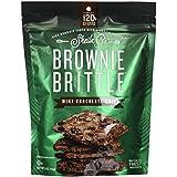 BROWNIE BRITTLE LLC - Brownie Brittle, Mint Chocolate Chip, 5-oz.
