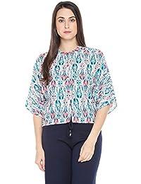 Akkriti By Pantaloons Women's Rayon Shirt Kurta