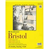 Pro-Art Wandbild Papier Strathmore Bristol glatten Papier Pad 27