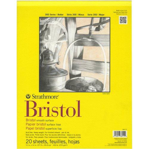 strathmore-bristol-carta-liscia-pad-11-x-14-20-fogli