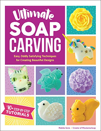 Carving Bar (Sone, M: Ultimate Soap Carving)