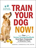 #6: Train Your Dog Now!: Your Instant Training Handbook, from Basic Commands to Behavior Fixes