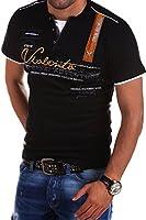My Trends - R-2693 - T-shirt 2 en 1 - inscription « Adventure » et imprimé