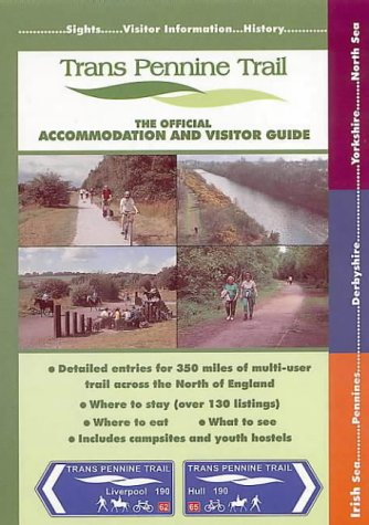 Trans Pennine Trail: The Official Accommodation and Trail Guide (Two Wheels S.) por Richard Peace